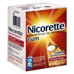 Nicorette cinnamon 2mg 160pc