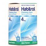 Habitrol gum 4mg
