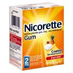 Nicorette Fruit chill 100pcs