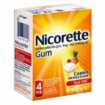 Nicorette fuit chill 4mg 100pc