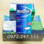 Nicotinell Gum 4mg