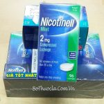 nicotinell lozenge 2mg